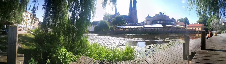 Uppsala lunch break